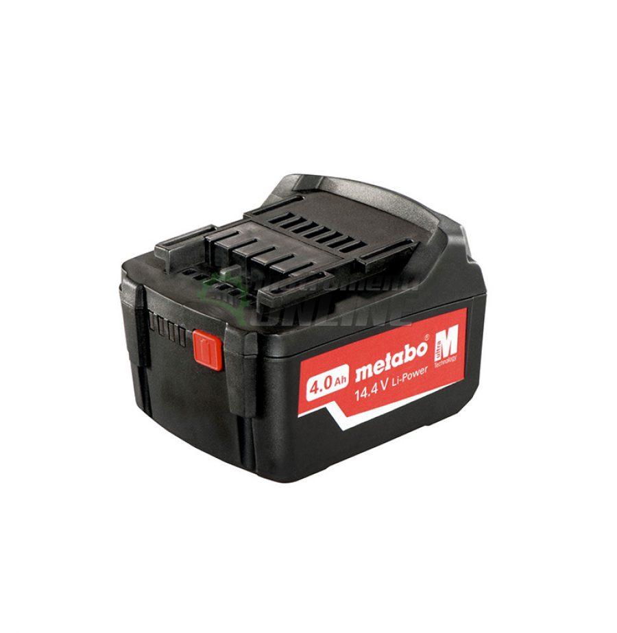 Акумулаторна батерия, Акумулаторна, батерия, 14.4V, 4Ah, Li-Power, Metabo