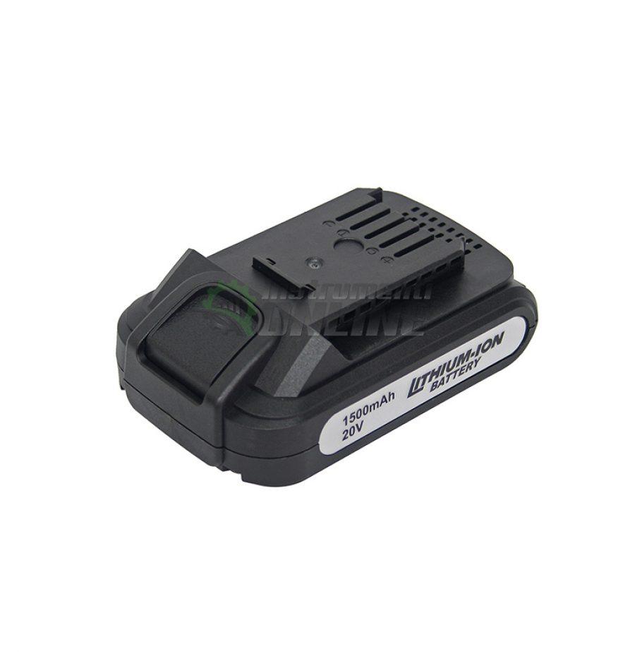 батерия raider, Батерия Li-ion, батерия за акумулаторна бормашина, батерия 20 V, батерия 1500 mAh, батерия за CDL10L, Raider