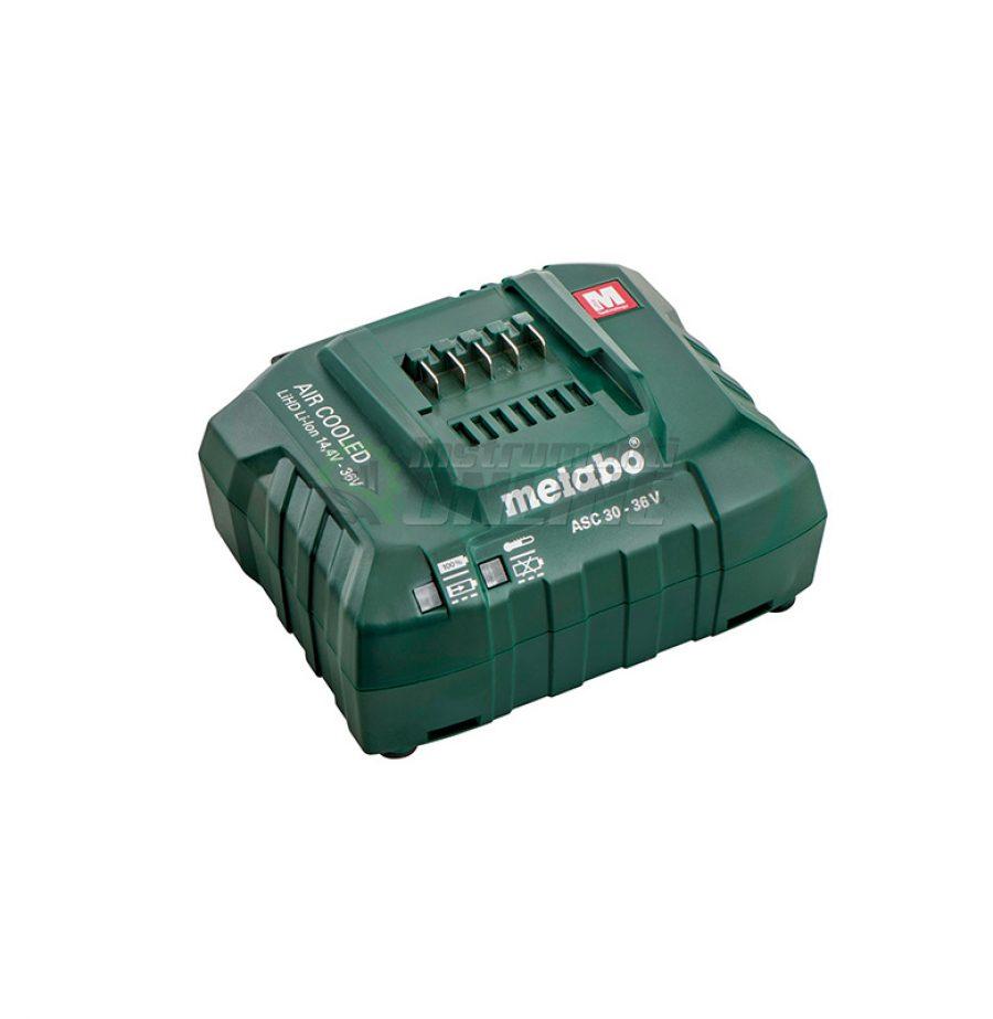 Зарядно, Зарядно устройство, устройство, ASC30, 14.4, 36V, Metabo