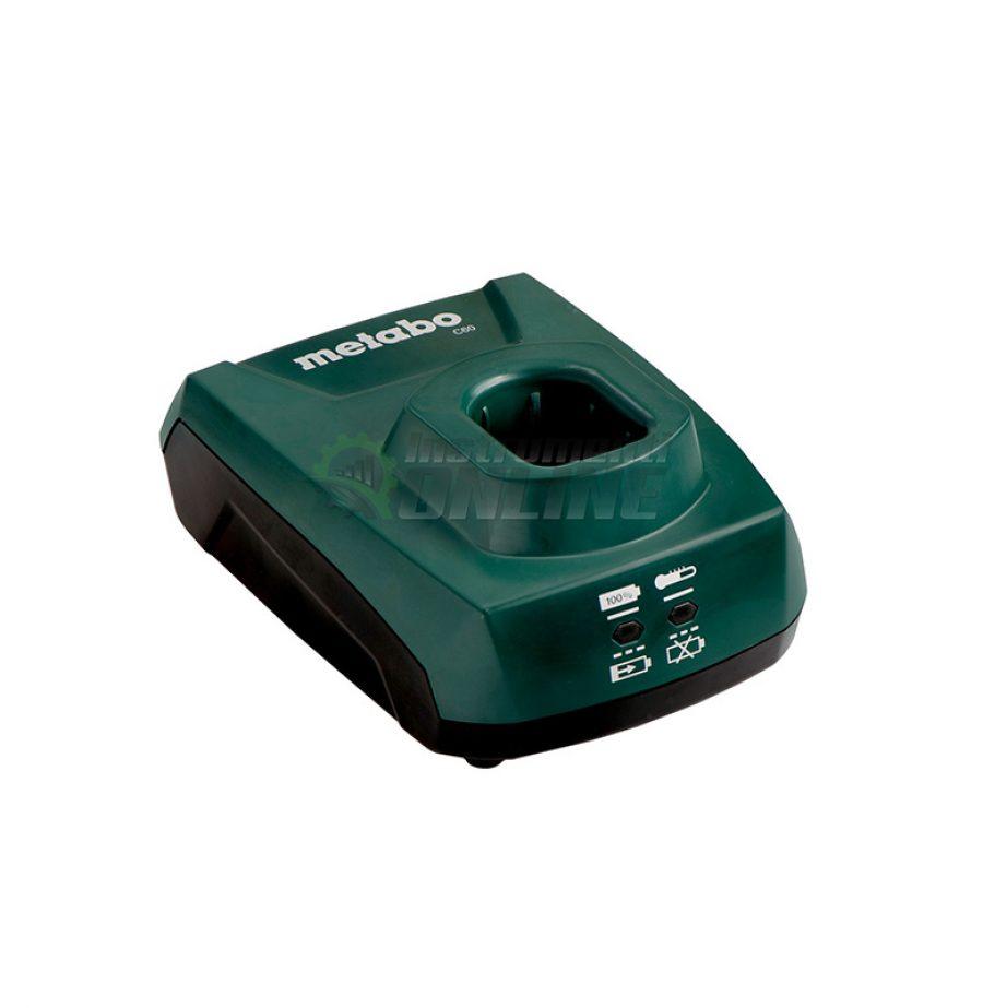 Зарядно, Зарядно устройство, устройство, C 60, 12 V, NICD, Metabo