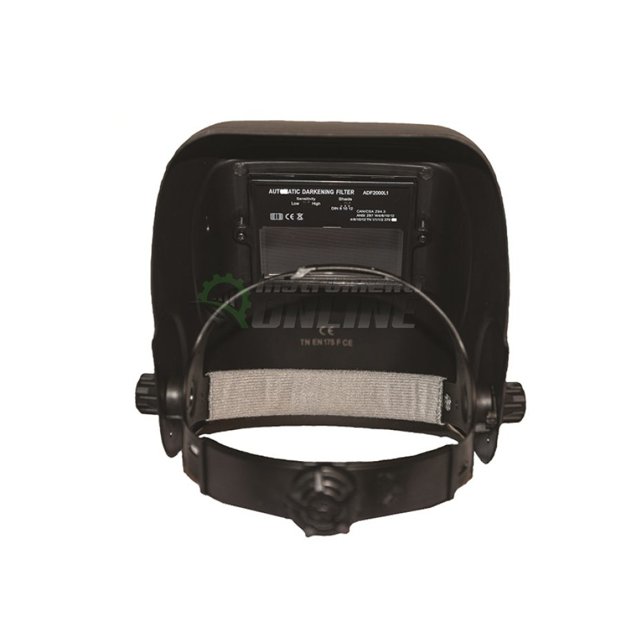 Заваръчен фотосоларен, шлем, шлем raider фотосоларен шлем, RD-WH01, Raider