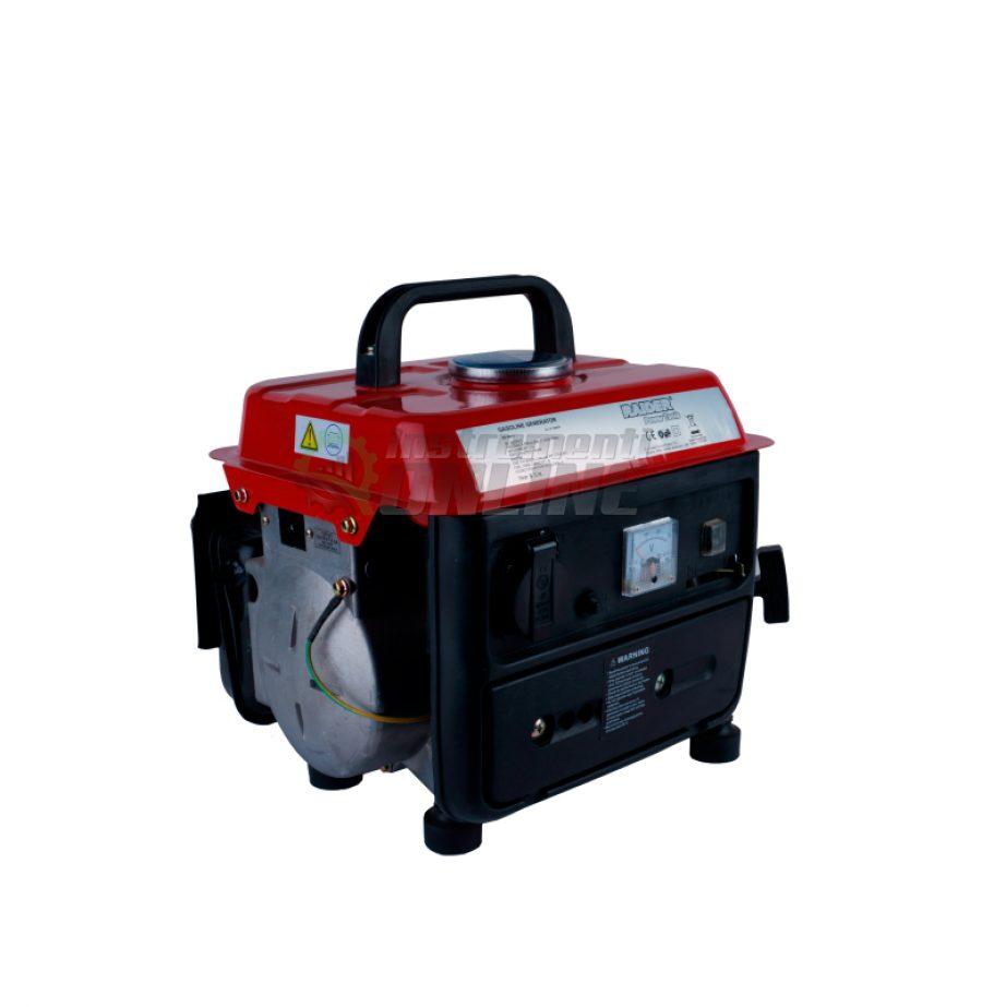 Бензинов генератор, за ток, двутактов, 0.65kW, RD-GG01, Raider, генератор за ток
