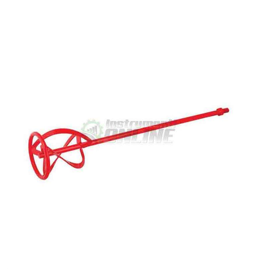 Поцинкована бъркалка, бъркалка raider, бъркалка за бетон, бъркалка за боя, Raider, SDS-plus, бъркалка SDS-plus, бъркалка за електрически миксер, плоска спирала
