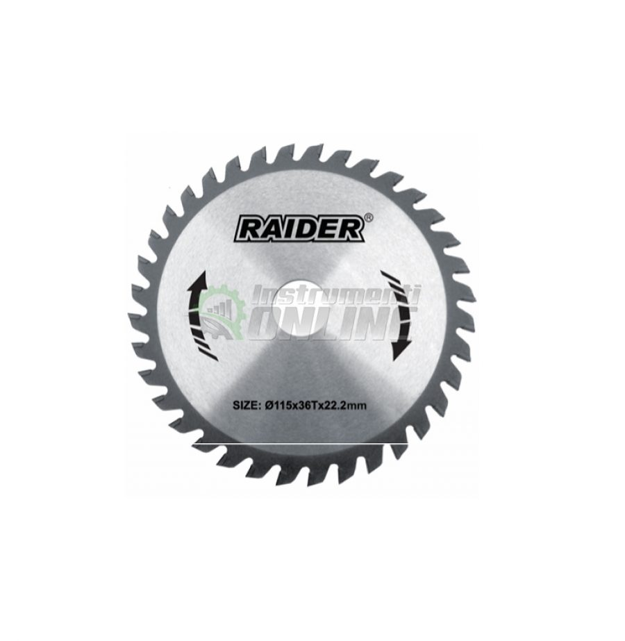 Диск за циркуляр, Диск, за циркуляр, Диск за циркуляр Raider, Raider, диск за дърво, RD-SB14