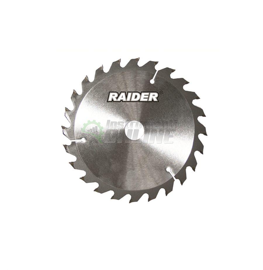 Диск за циркуляр, Диск, за циркуляр, Диск за циркуляр Raider, Raider, диск за дърво, RD-cs25