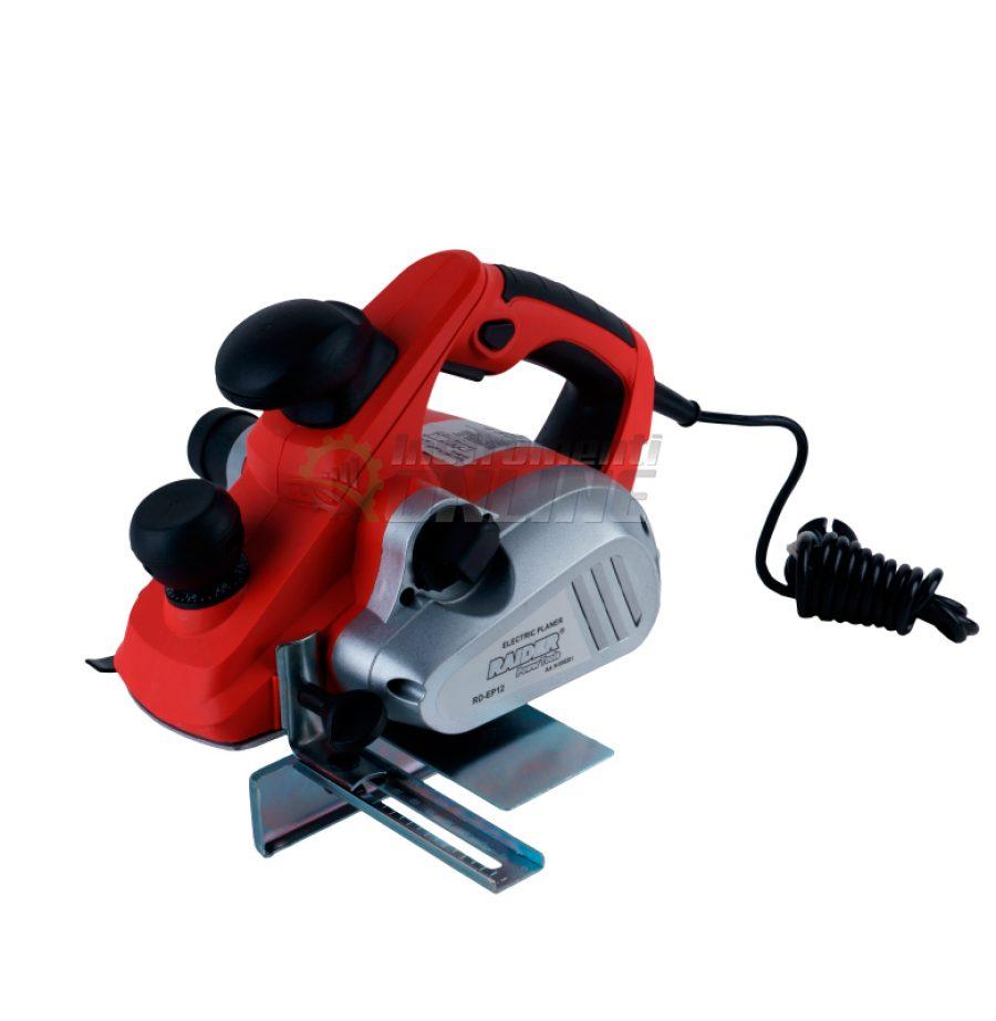 Електрическо, ренде, 850W, 82 х 3 мм, RD-EP12, Raider, електрическо ренде
