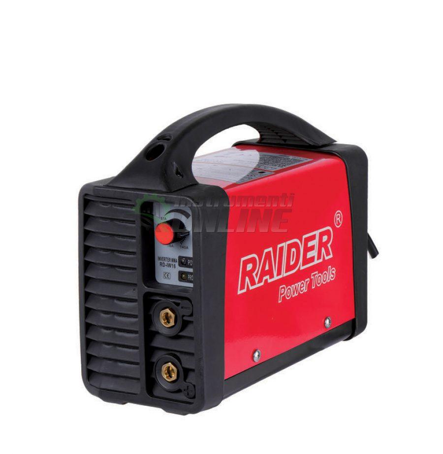 Електрожен, инвертор, 140A, RD-IW16, Raider, инверторен електрожен
