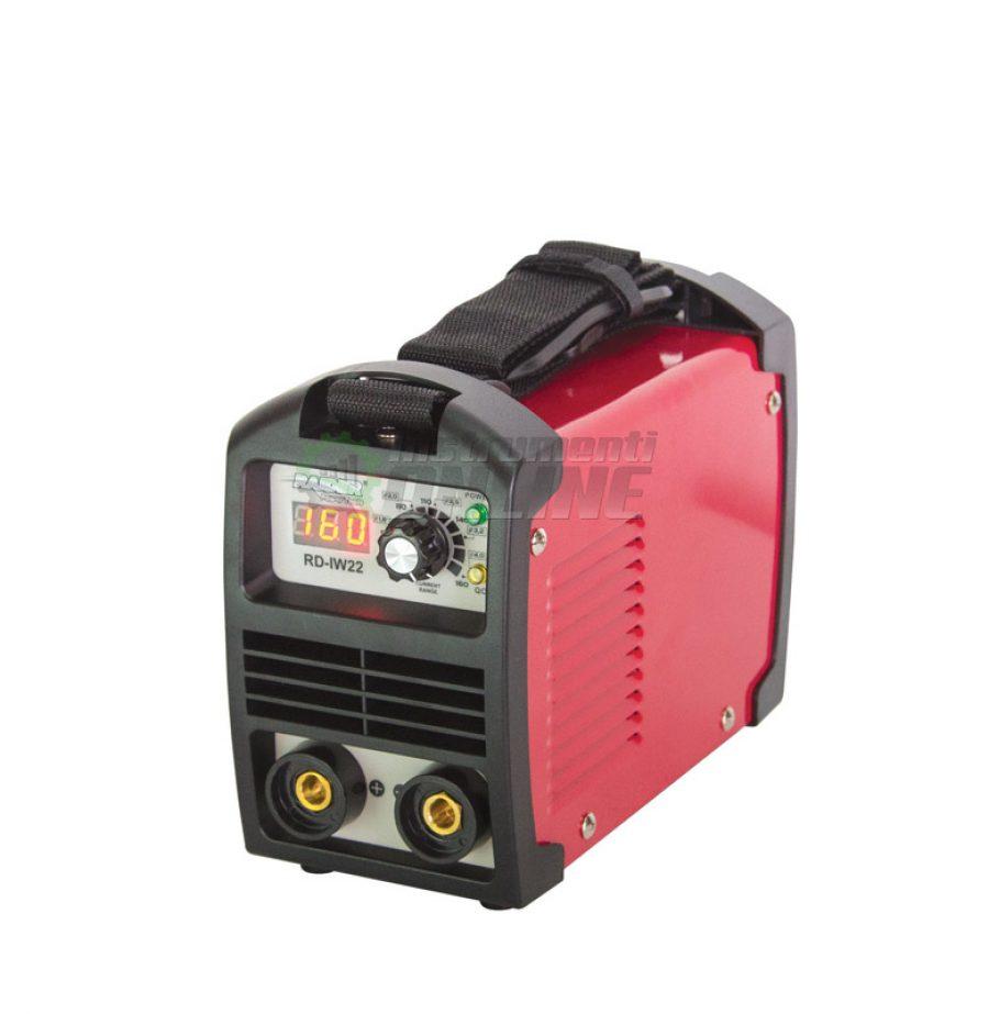 Електрожен, инвертор, 160A, RD-IW22, Raider, инверторен електрожен