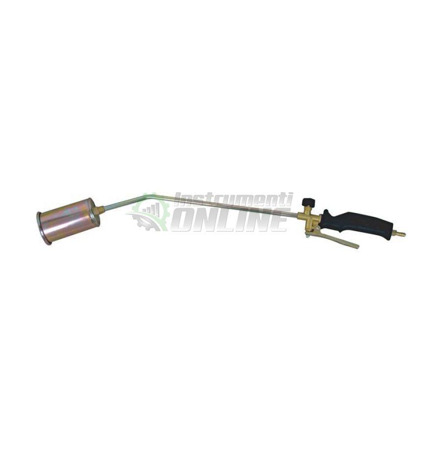 Горелка със спусък, 60 мм, L40 см, RD-GHT03, Raider, горелка