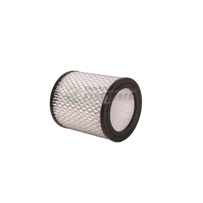 Хепа филтър за прахосмукачка 108 мм Ø123 RD-WC02 Raider