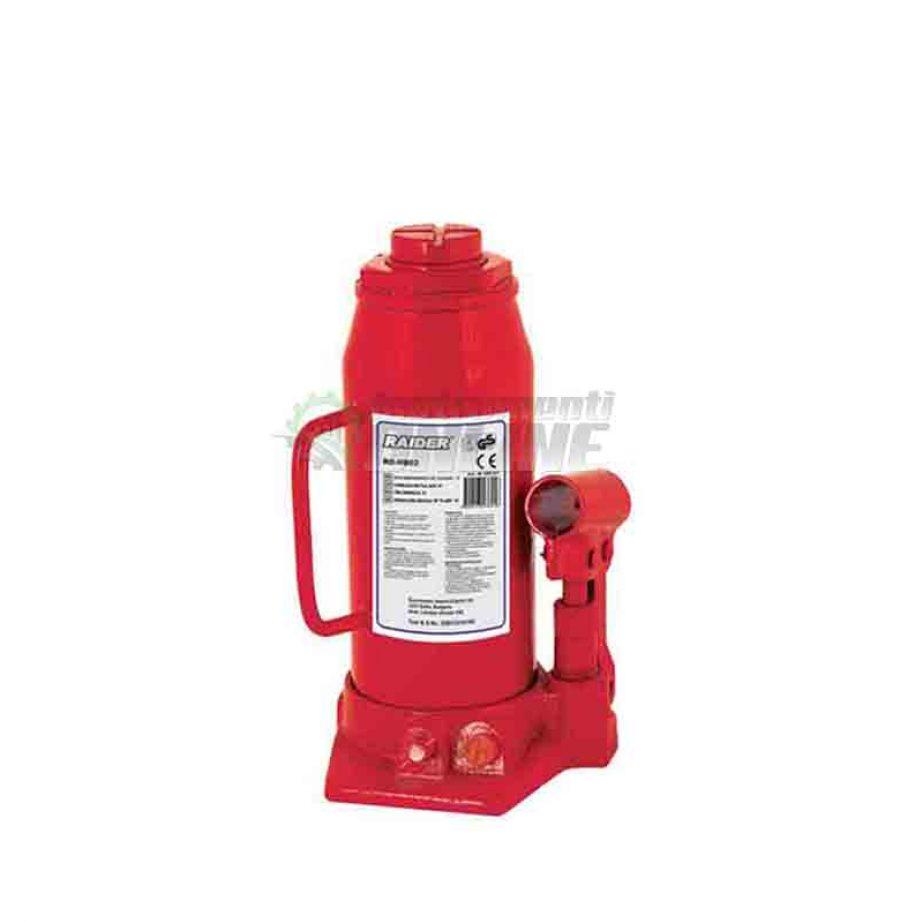 Хидравличен, крик, тип бутилка, 2 тона, RD HB02, Raider, хидравличен крик, крик тип бутилка