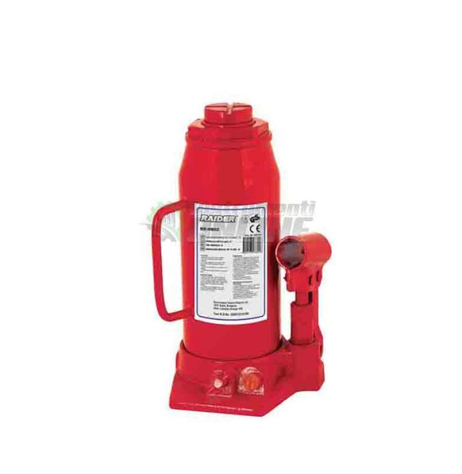 Хидравличен, крик, тип бутилка, 5 тона, RD HB05, Raider, хидравличен крик, крик тип бутилка