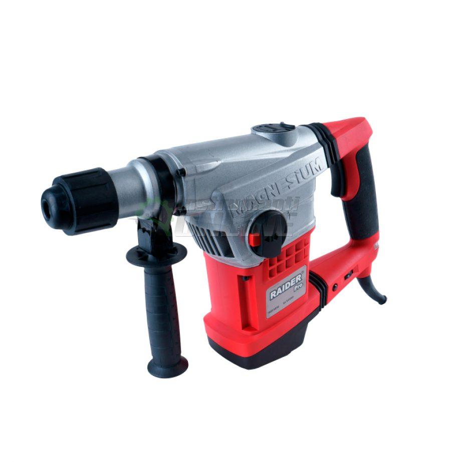 Къртач, SDS-max, 1250W, 40 мм, RDP-HD30, Raider