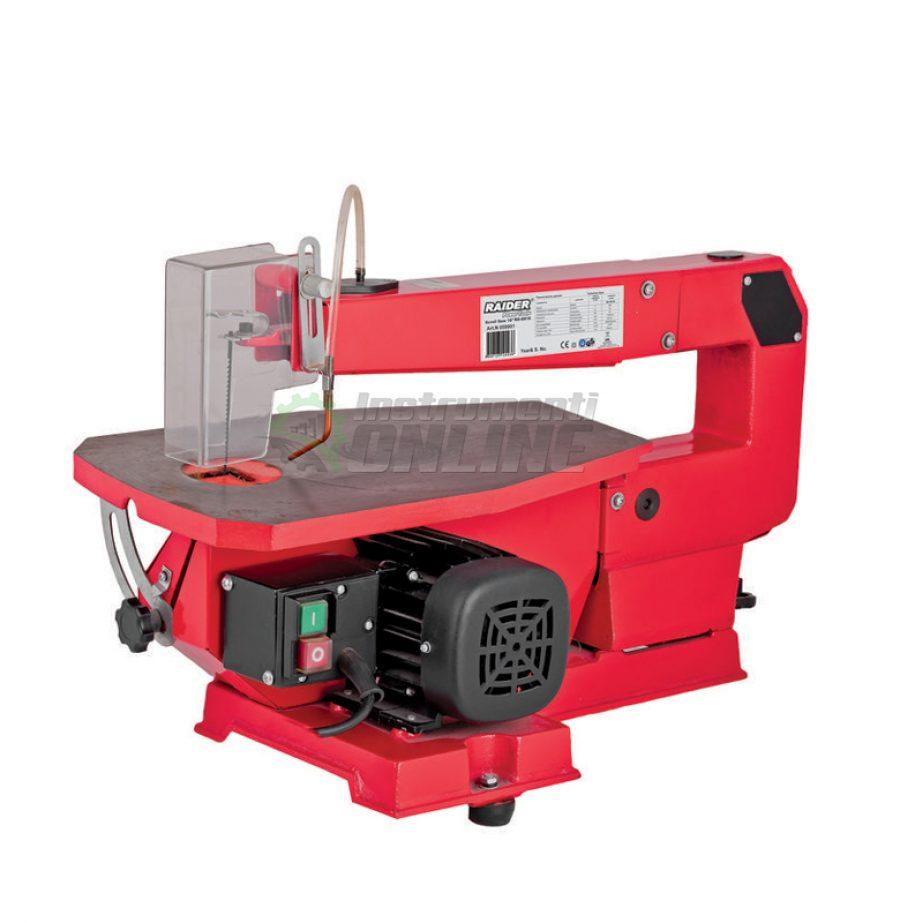 Машина, за изрязване ,на орнаменти, RD-SS16J, Raider, машина за изрязване на орнаменти