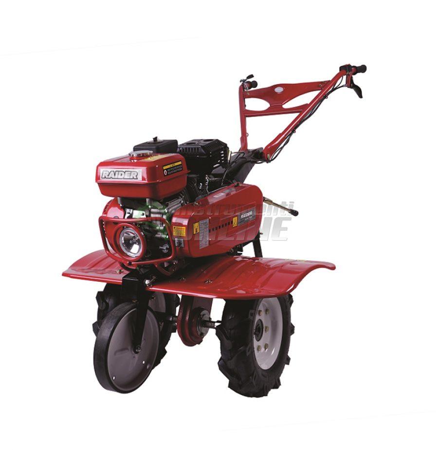 Мотофреза, бензинова, 2+1 скорости, 5.2 kW (7.0 hp), RD-T03, Raider