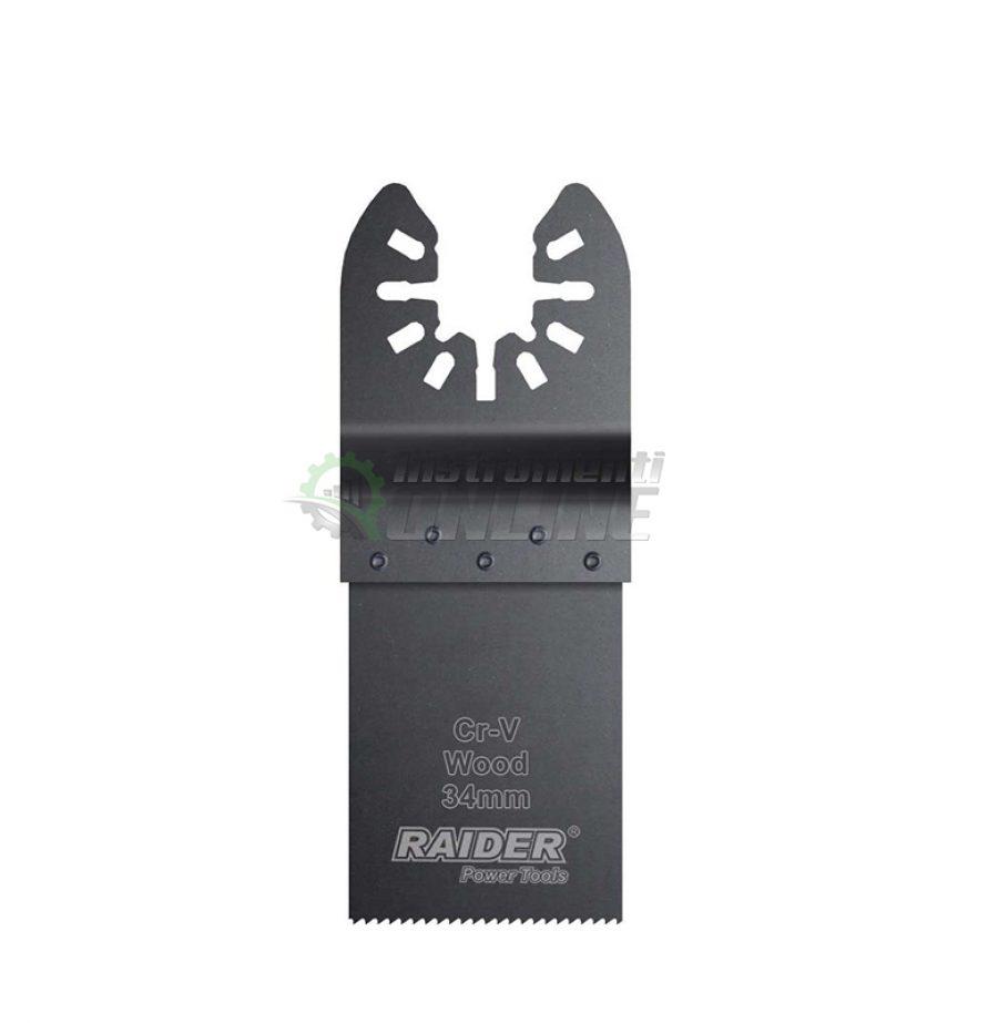 нож raider, Нож за многофункционален инструмент, нож за дърво, 34 x 40 мм, CrV, Raider