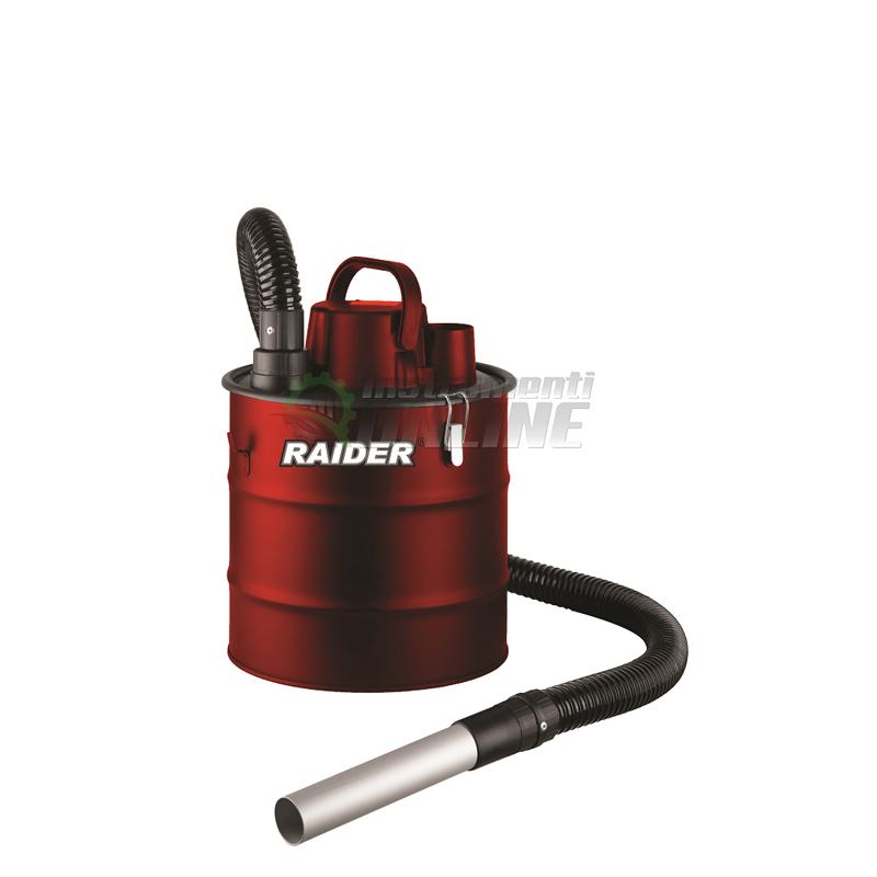 Прахосмукачка за пепел 18л 1000W RD-WC02 Raider