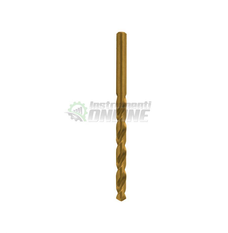 свредла, свредло за метал, HSS+TIN, фи 4 мм, свредло, свредло Raider, Raider