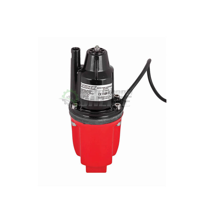 Водна потопяема помпа за чиста вода / 300 W, max 50 литра / минута, 60 метра / RD-WP18 Raider