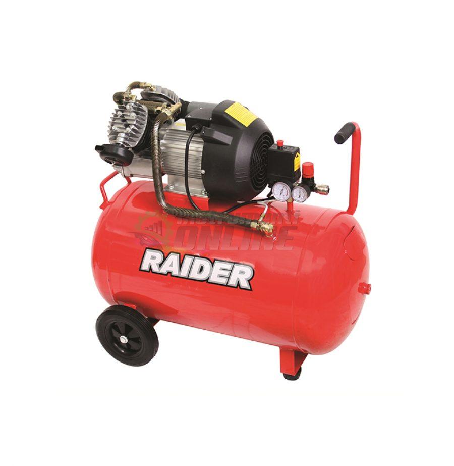 Компресор, 100 L, 2.2 kW, RD-AC03, Raider