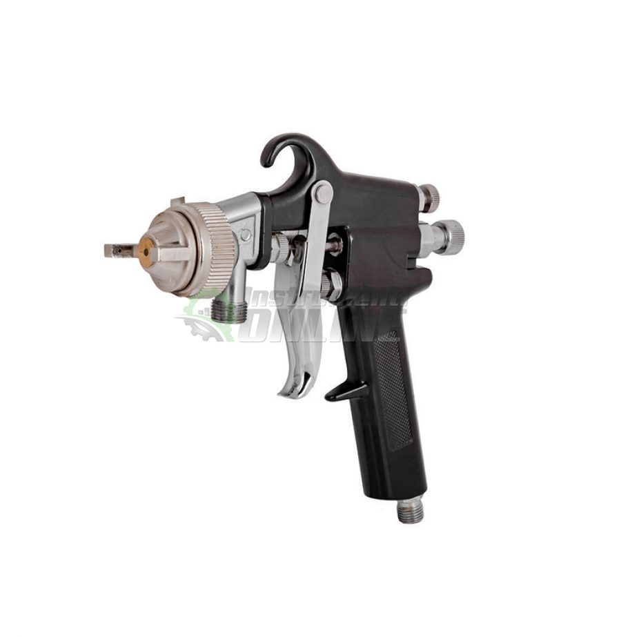 Пистолет за боя, маркуч, казанче, 10 литра, 2 мм, маркуч 3.0 метра, RD-PT02, Raider