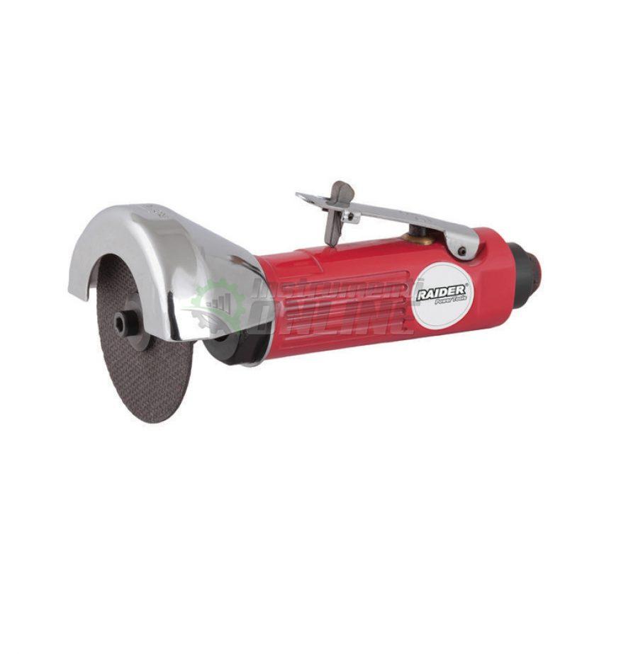 Пневматична резачка с диск 75 мм, RD-AC11, Raider, пневматична резачка, резачка