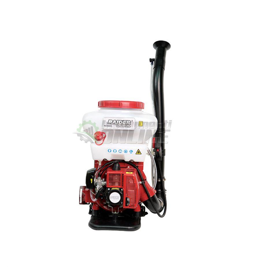 Пръскачка, моторна, помпа, 2.2 kW ( 3HP ), 14 литра, 12/10 м, RD-KMD02, Raider