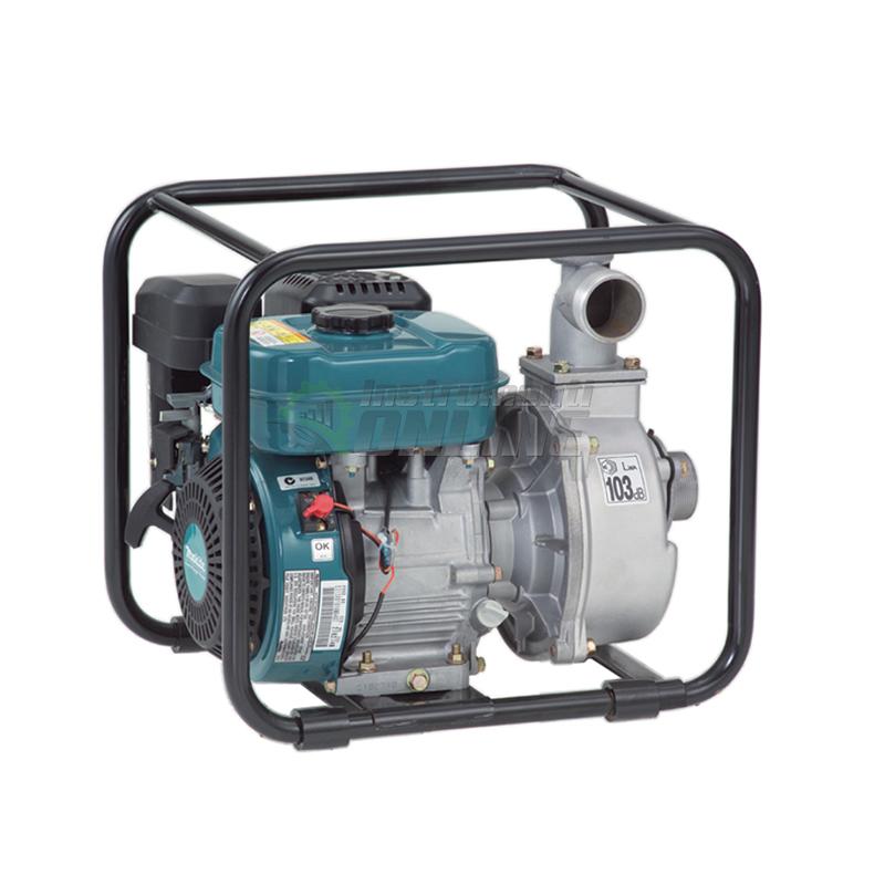 Бензинова помпа, водна помпа, 12.6 cc, Makita, помпа Makita