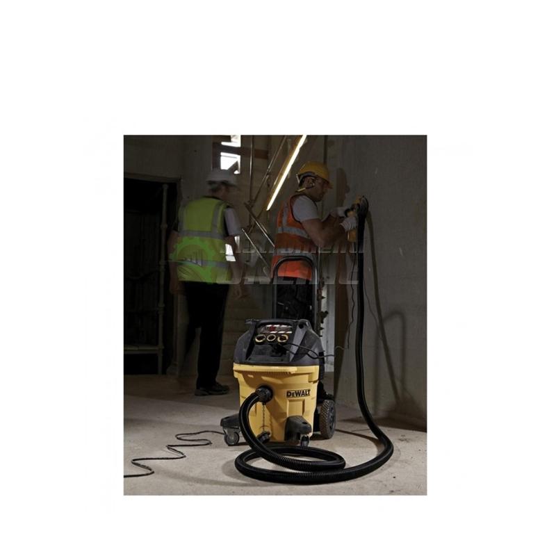Професионална прахосмукачка, 1400 W, 4080 л/мин, 30 л, DeWALT, прахосмукачка, прахосмукачка DeWALT