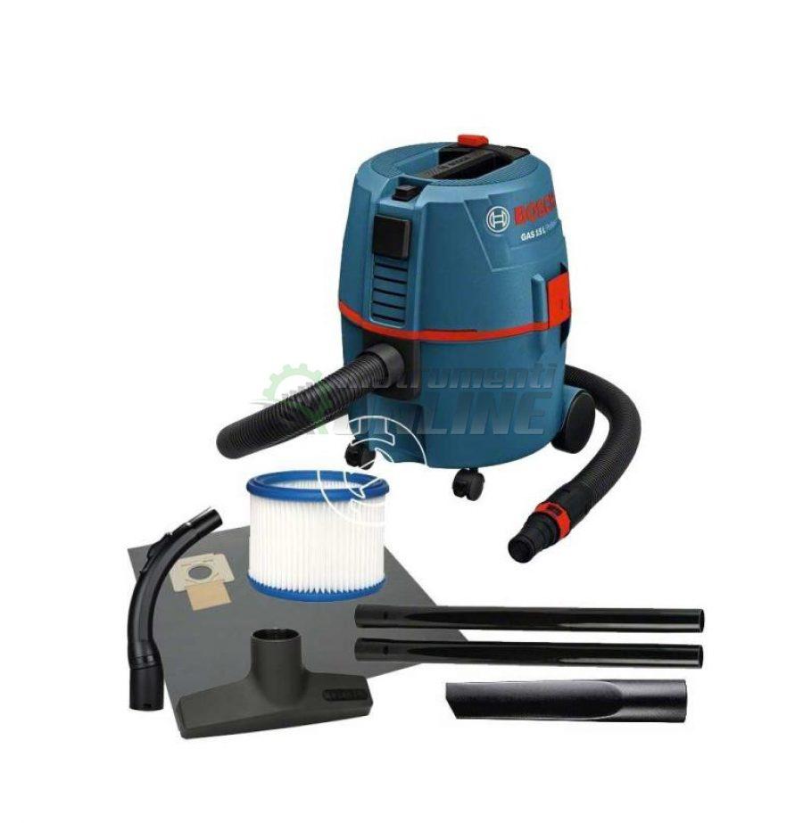 Професионална, прахосмукачка, за сухо, мокро почистване, GAS 20 L SFC, 1 200 W, Bosch