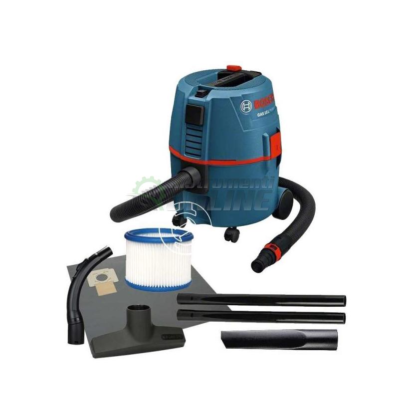 Професионална прахосмукачка за сухо и мокро почистване GAS 20 L SFC / 1 200 W / Bosch
