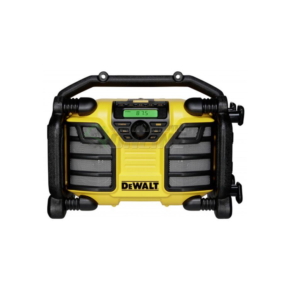 Радиоприемник, 230 V, 9.6-18.0 V, DeWALT