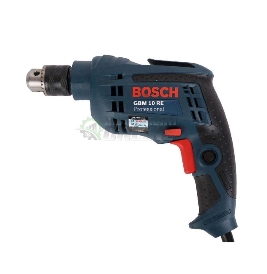 Бормашина Bosch, GBM 10 RE, 600 W, бормашина, Bosch