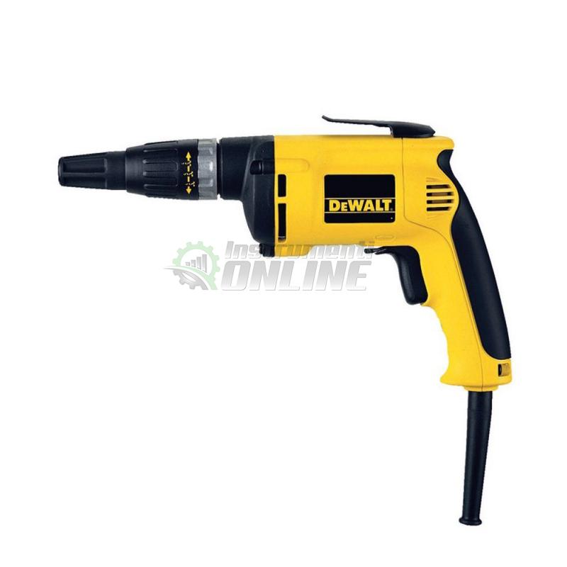 Електрически винтоверт DeWALT, 540 W, 0-5300 обoроти, електрически винтоверт, винтоверт DeWALT, DeWALT