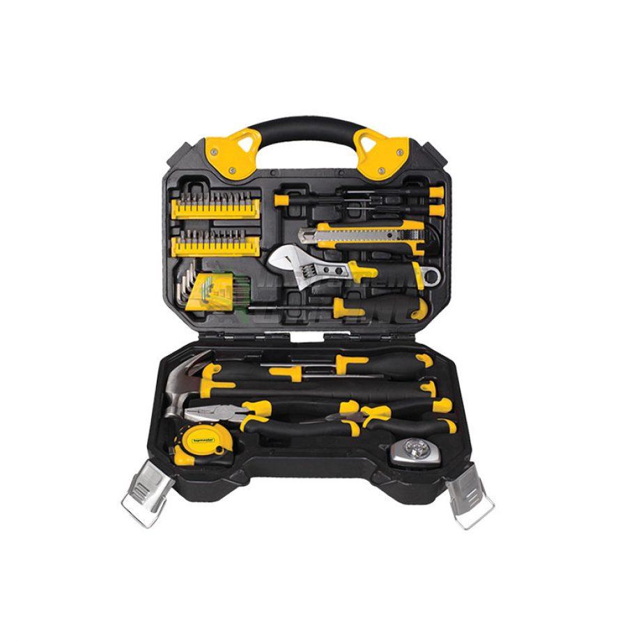 Комплект, инструменти, 48 части, Topmaster, Professional