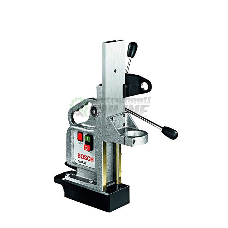 Магнитна стойка за бормашина, Bosch GMB 32, 95 W, магнитна стойка, бормашина Bosch, магнитна стойка Bosch
