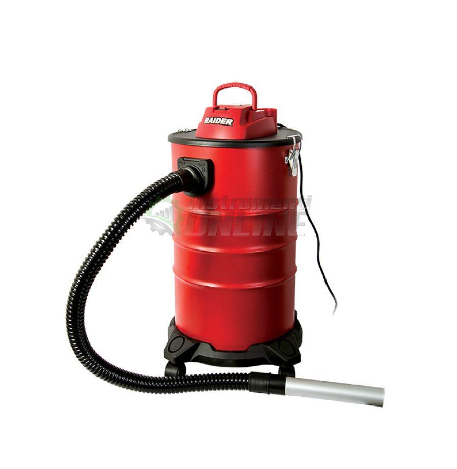 Прахосмукачка за пепел, 1 200 W, 30 литра, RD-WC03, Raider