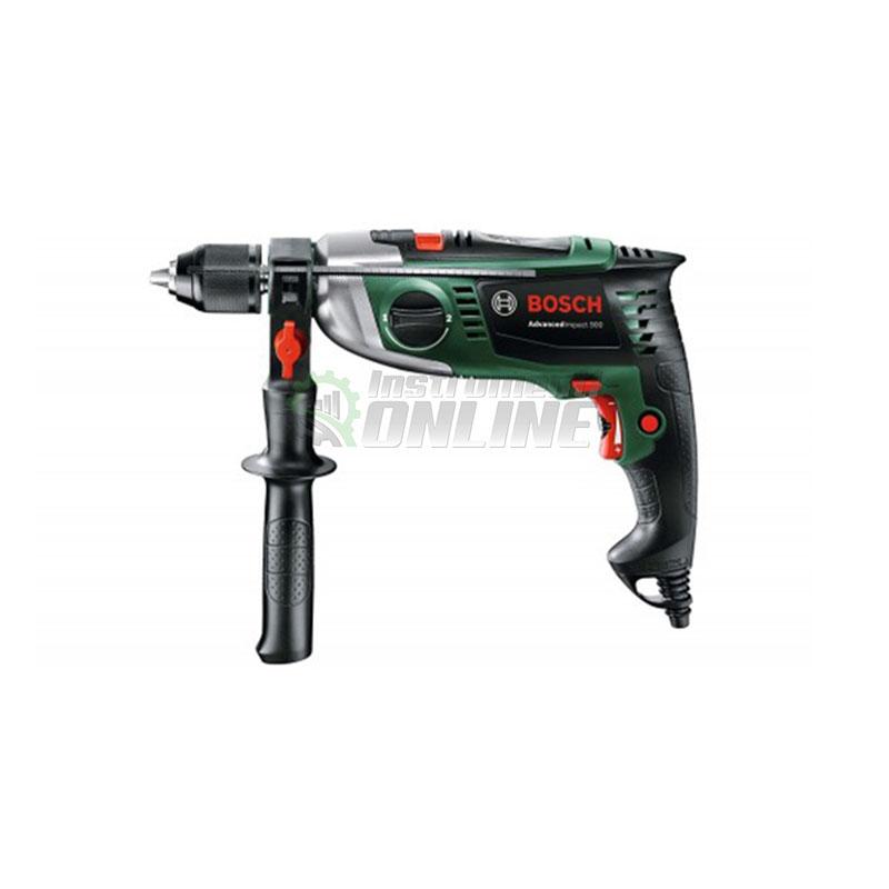 Ударна бормашина, Ударна, бормашина, 900 W, 73 Nm, AdvancedImpact 900, Bosch