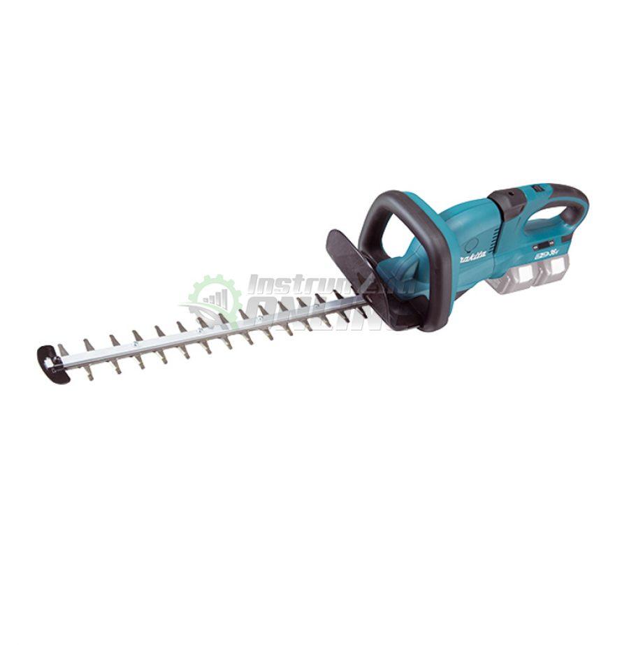 Акумулаторен храсторез, / 36 V, 550 мм /, DUH651Z, Makita, храсторез Makita, машина за рязане на храсти, ножица за храсти