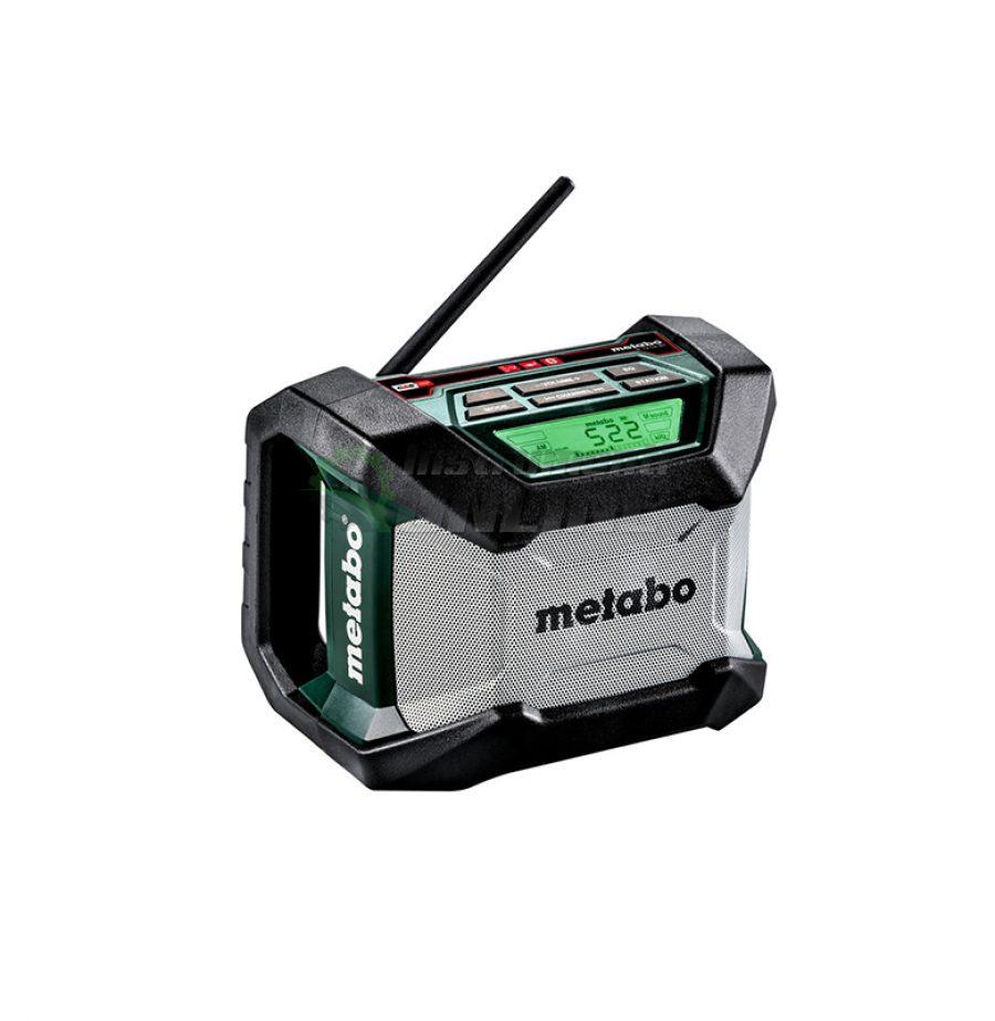 Акумулаторно, радио, Акумулаторно радио, 12.0 - 18.0 V, R 12-18 BT, Metabo