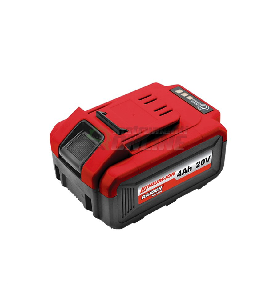 акумулаторна батерия, Батерия, Industrial, LI-ION, RDI-CDB01, IBW01, Raider