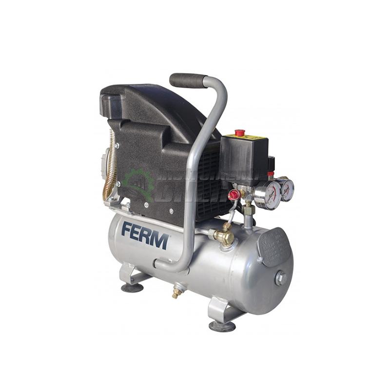 Електрически, компресор, Електрически компресор, 8 бара, 8 литра, CRM1044, FERM