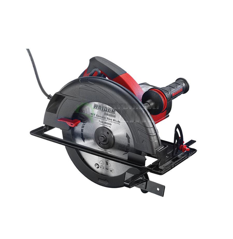 Индустриален, ръчен, циркуляр, 2200 W, 85 мм, Industrial, RDI-CS27, RAIDER