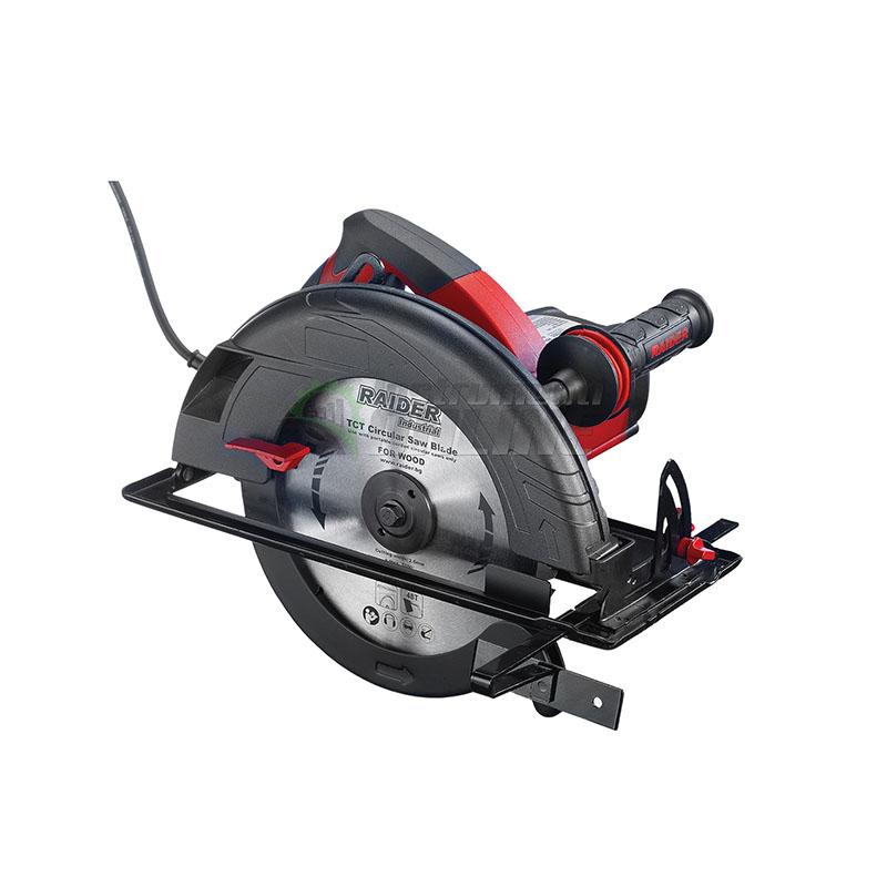 Индустриален ръчен циркуляр / 2200 W, 85 мм / Industrial RDI-CS27 RAIDER