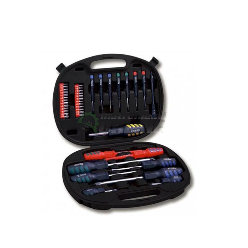 Комплект, отверки, куфар, SDK-42 части, TBM1009, FERM
