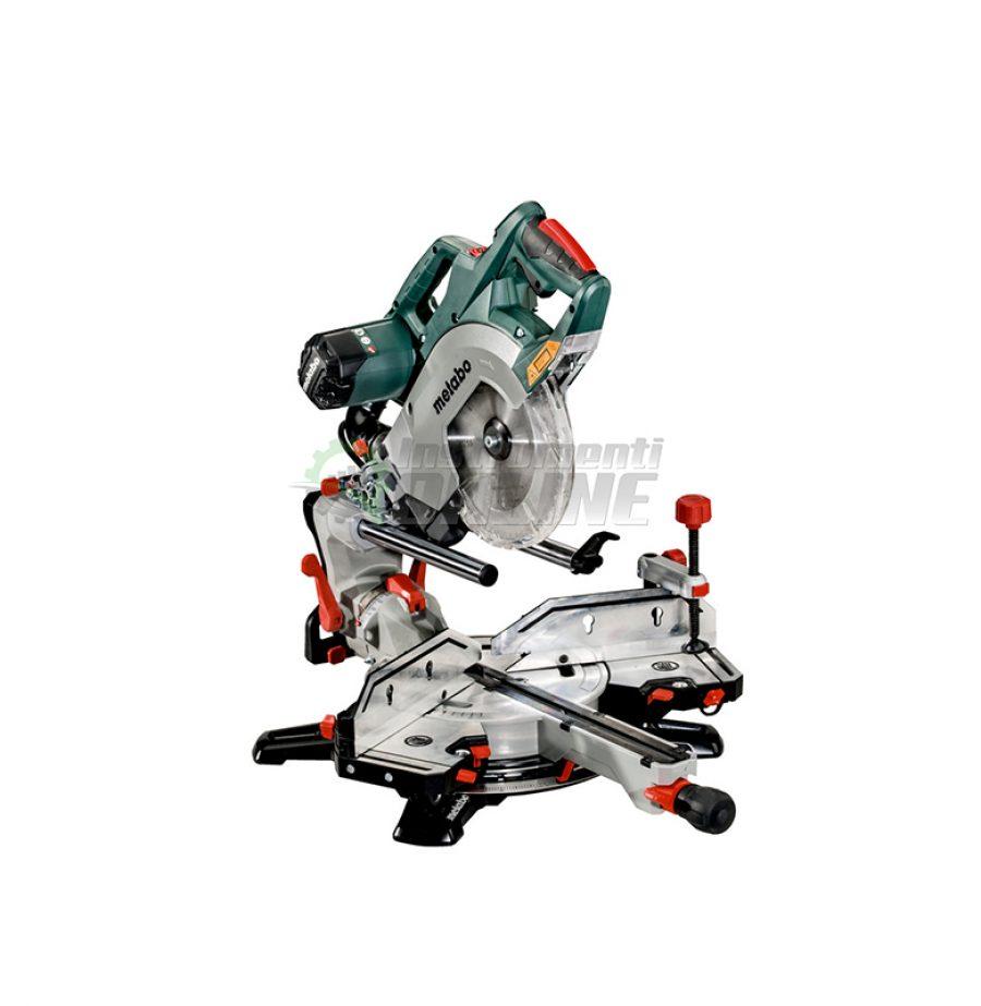 Настолен циркуляр, герунг, изтегляне, 216 мм, 1800 W, KGSV 72, Xact, SYM, Metabo