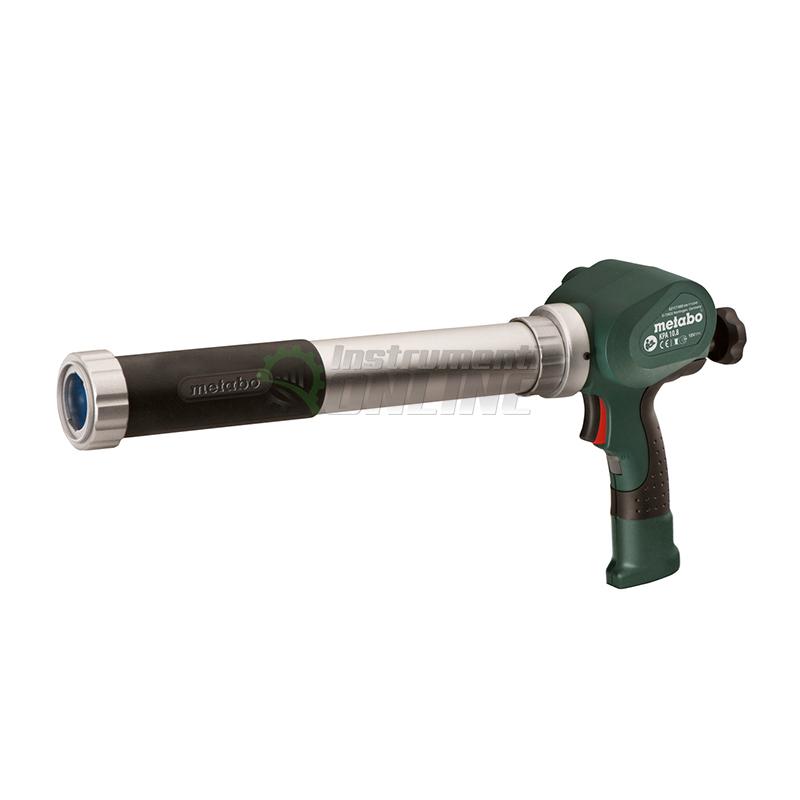 Акумулаторен, пистолет, силикон, 10.8 V, 600 мл, KPA, 10.8 600, SOLO, Metabo
