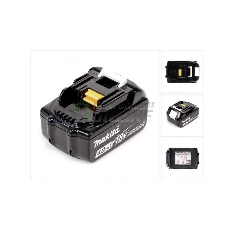 Батерия, Li-ion, 18 V, 4Ah, BL1840, Makitta