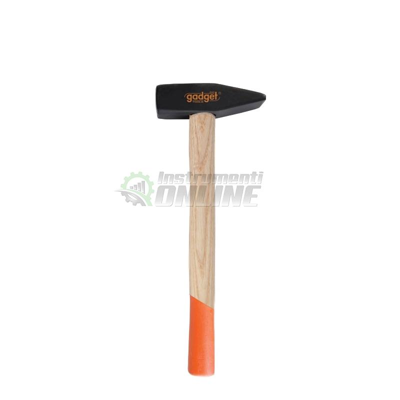 Чук с дървена дръжка 100 грама Gadget