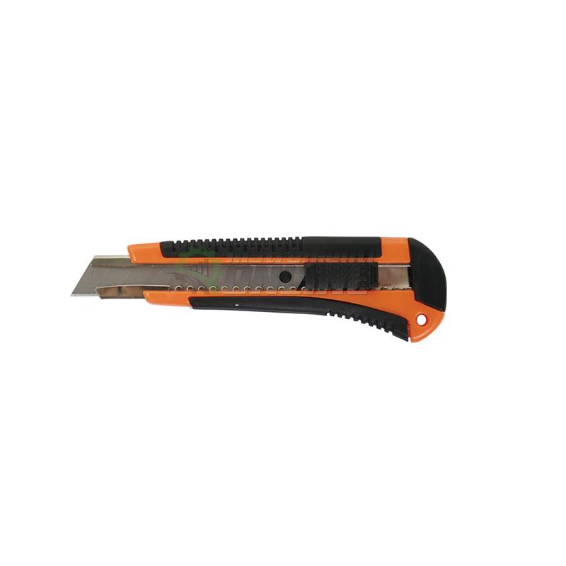 Макетен нож, винтов фиксатор, 18 мм, Gadget, ергономичен нож